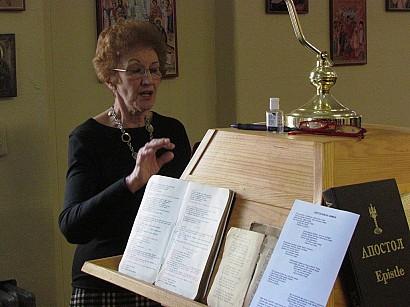 Nancy Helbich Choir Director